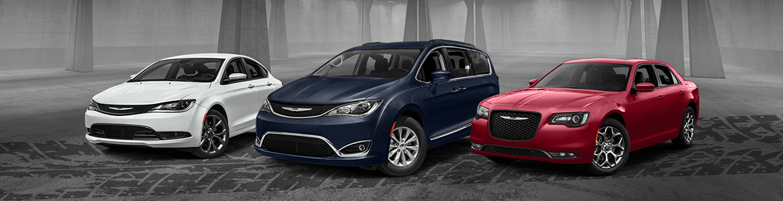 Chrysler Lineup
