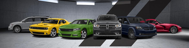 Dodge Lineup