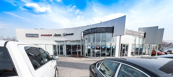 Cooksville Dodge Chrysler Jeep Ram