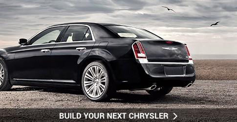 Build your next Chrysler