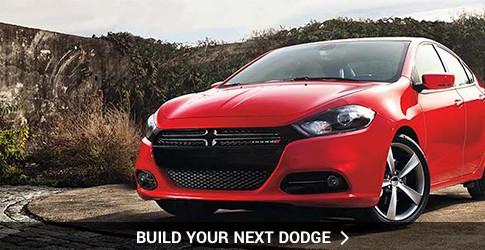 Build your next Dodge