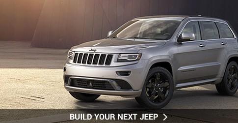Build your next Jeep