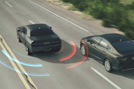 Dodge-Challenger-Safety-Blindspot