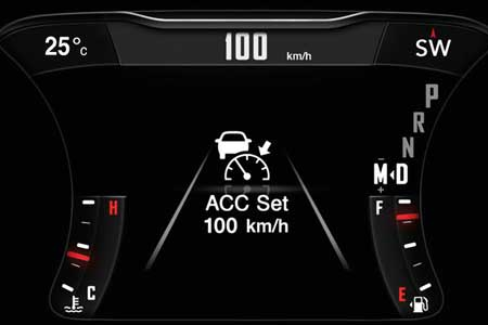 Dodge-Challenger-Safety-Cruise-control