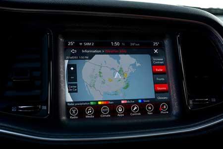 Dodge-Challenger-Tech-SiriusXM