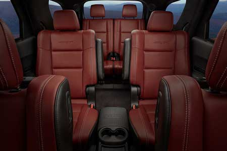 Dodge-Durango-Interior-Power-seat