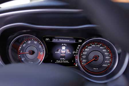 dodge-charger-tech-feature-customizable-information-display