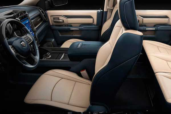 2019-ram-3500-interior-leather