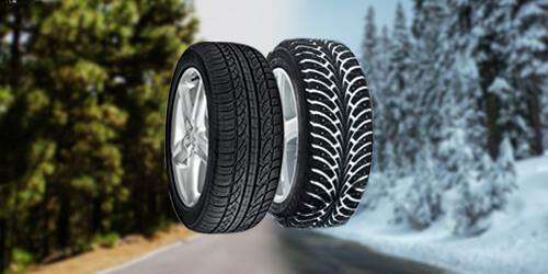 SERVICE 2: Seasonal Tire Change Over FREE With Peace-Of-Mind Maintenance Service