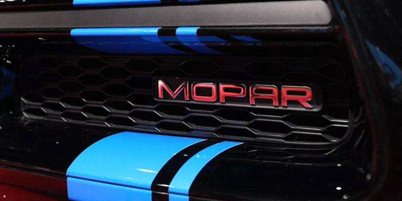 Authentic Mopar Accessories