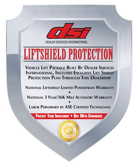 Liftshield Protection