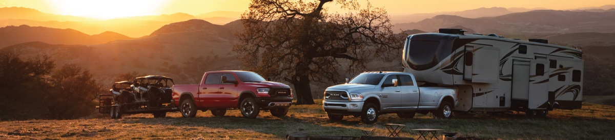 How to choose the right Ram pickup truck