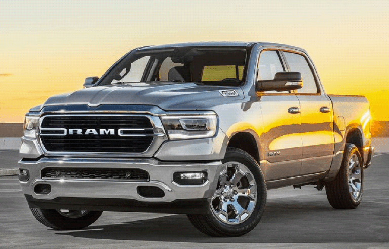 Power and Fuel Efficiency with the 2019 Ram 1500