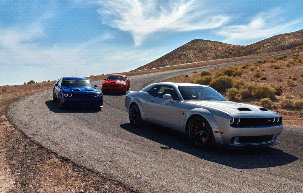 CD - The 2020 Dodge Challenger Feature 3
