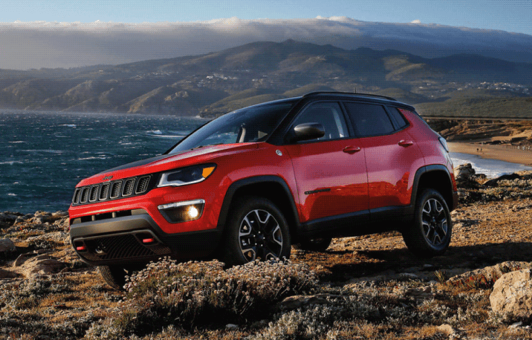 The Capable, Compact 2020 Jeep Compass