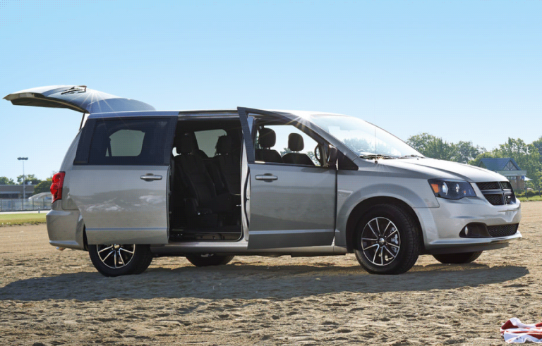 The 2020 Dodge Grand Caravan: Fit For Families