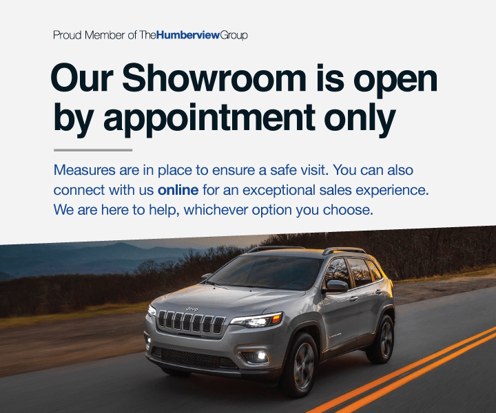 Cooksville Dodge Chrysler Jeep RAM - Showroom Open By Appointment Only