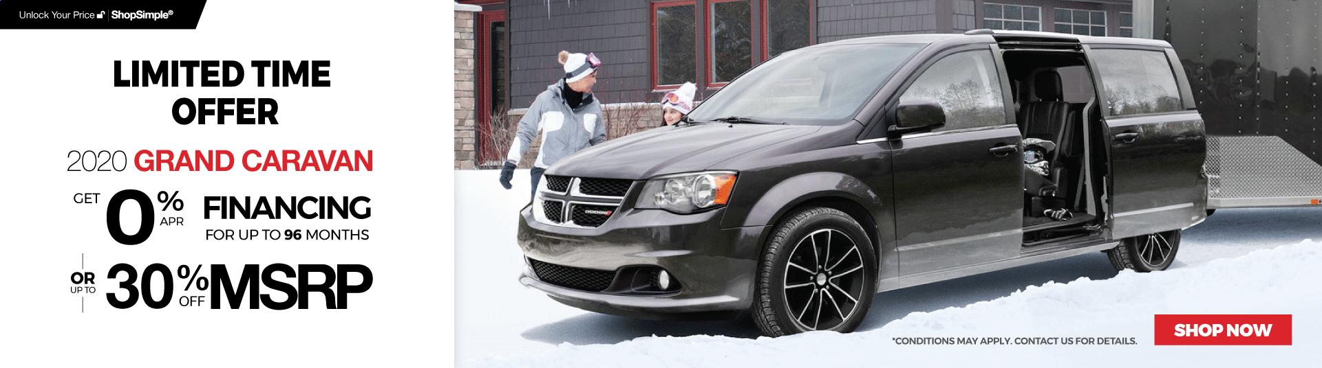 New Dodge Grand Caravan for Sale in Mississauga