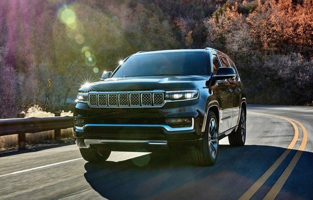 The 2022 Jeep Grand Wagoneer