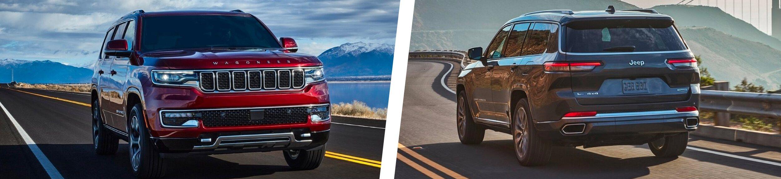Full-Size Fun: The 2022 Jeep Grand Cherokee and Jeep Grand Wagoneer