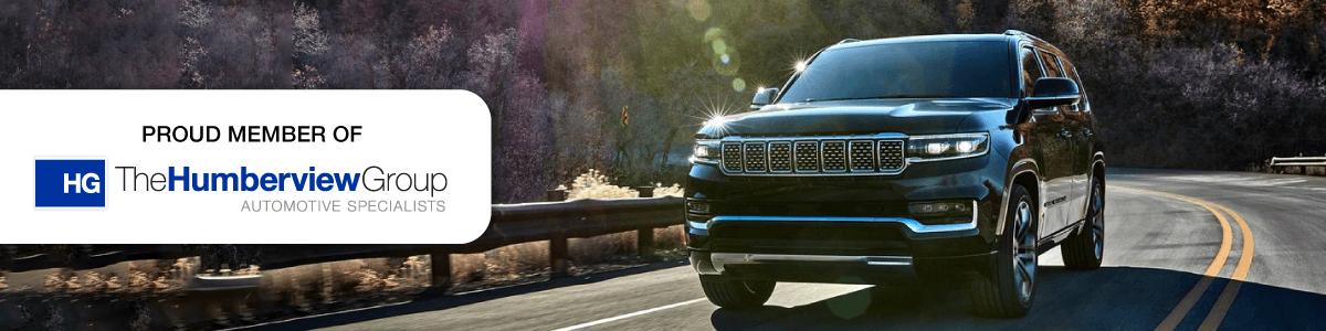 Cooksville Dodge Chrysler Jeep Ram Dealership in Mississauga